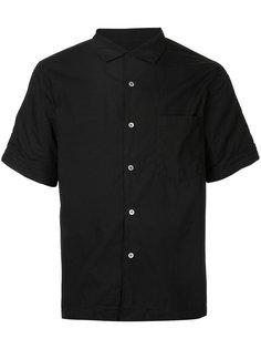 ruffle sleeve shirt Comme Des Garçons Homme Plus