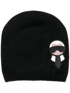 шапка Karl Fendi