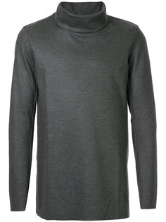 свитер с отворотной горловиной Kazuyuki Kumagai