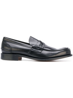 gradient effect loafers Churchs
