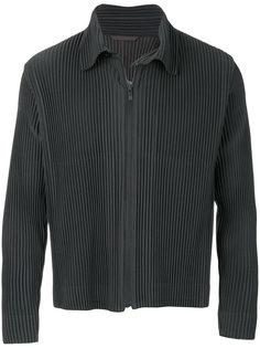 легкая плиссированная куртка Homme Plissé Issey Miyake