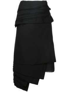 layered tie-up skirt Junya Watanabe Comme Des Garçons Vintage