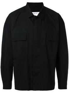 рубашка с карманами с клапанами  monkey time