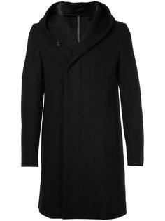 пальто с капюшоном Kazuyuki Kumagai