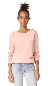 Generation Love Viola Holes Top