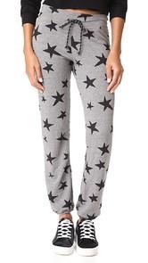SUNDRY Active Star Sweatpants
