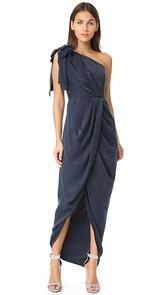 Zimmermann Bow Bodice Long Dress