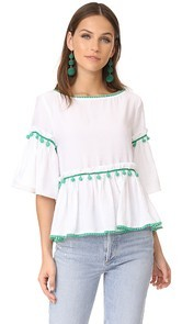 Club Monaco Emberlynn Top