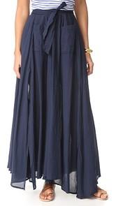 Emerson Thorpe Dakota Maxi Skirt