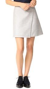 Carven Wrap Skirt