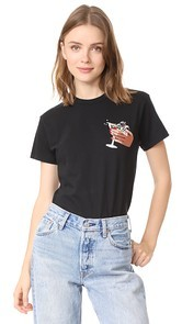 Isa Arfen Embroidered T-Shirt