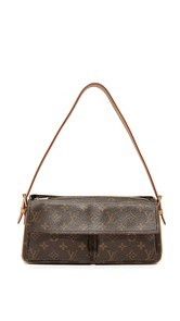 What Goes Around Comes Around Louis Vuitton Monogram Vicavite Shoulder Bag (Previously Owned)