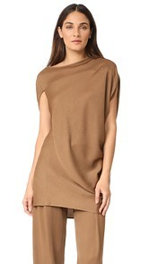 Zero + Maria Cornejo Lui Tunic Dress