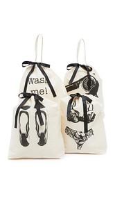 Bag-all Womens 4 Pack Bag Set