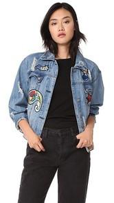 Etienne Marcel Julia Decorated Jacket