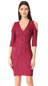 Herve Leger Josephine Dress