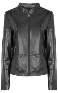 Кожаная куртка LE Monique