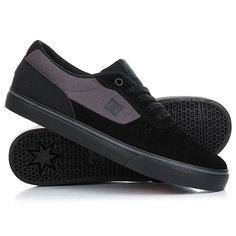 Кеды кроссовки низкие DC Switch Black