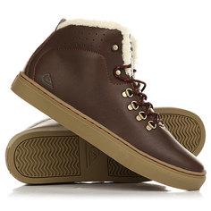 Кеды кроссовки зимние Quiksilver Jax Brown
