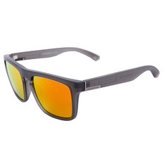 Очки Quiksilver The Ferris Black Trans/McRed