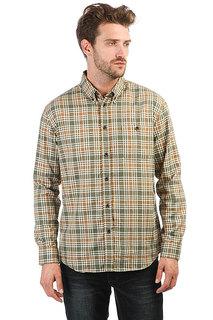 Рубашка в клетку Quiksilver Cortezstraight Beetle Cortez Straig