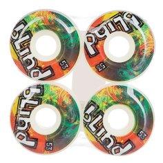 Колеса для скейтборда для скейтборда Blind Trippy Og Wheel White/Rasta 53 mm