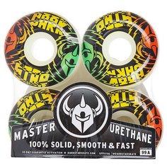 Колеса для скейтборда для скейтборда Darkstar Shock Wheel Rasta 99A 51 mm