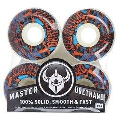 Колеса для скейтборда для скейтборда Darkstar Trippy Wheel Red/Blue 99A 52 mm
