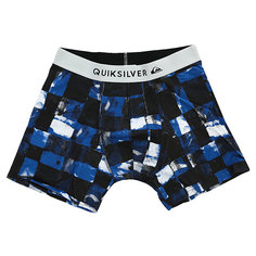 Трусы Quiksilver Boxer Poster Turkish Sea Resin