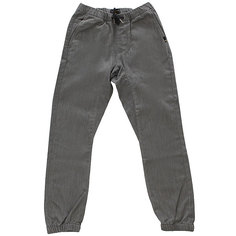 Штаны прямые детские Quiksilver Fonicyouth Dark Grey Heather