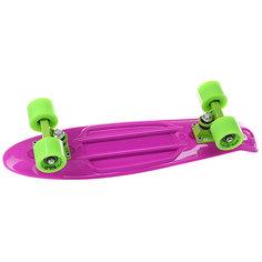 Скейт мини круизер Sulov Dolce Розовый 5.75 X 22 (55.9 СМ)