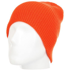 Шапка DC Silas Beanie Hats Mandarin Red