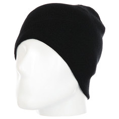 Шапка Quiksilver Beanie Hats Black