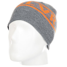 Шапка детская Quiksilver Knox Kids Beanie Hats Grey Heather