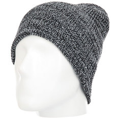 Шапка DC Silas Beanie Hats Black Heather