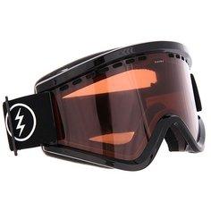 Маска для сноуборда Electric Gloss Black Brose
