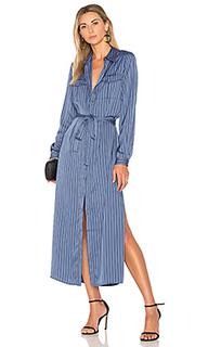 Платье-рубашка с длинным рукавом - LAcademie