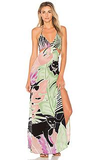 Макси платье blaze - Indah