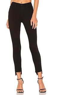 Облегающие джинсы с высокой посадкой miranda - Black Orchid