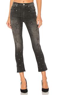 Укороченные джинсы с высокой талией harper - Hudson Jeans