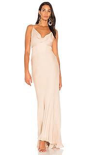 Вечернее платье с корсетом trip - Haute Hippie