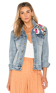 Куртка blossom patch - MINKPINK