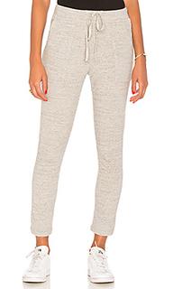 Свободные спортивные брюки с карманом - James Perse