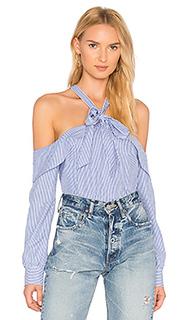 Блуза с открытыми плечами - AVEC LES FILLES