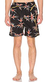 Плавательные шорты bamboo - Stussy