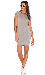 Платье с плетенной отделкой - Splendid