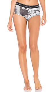 Клетчатые шорты modern - Calvin Klein Underwear