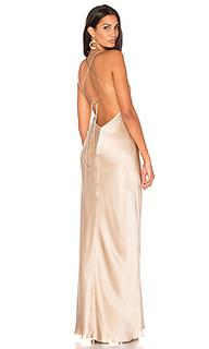 Вечернее платье с вырезом - Michelle Mason