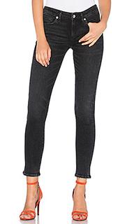 Облегающие джинсы с низкой посадкой lara - AGOLDE