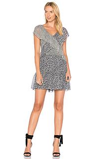 Платье без рукавов с рюшами - DEREK LAM 10 CROSBY